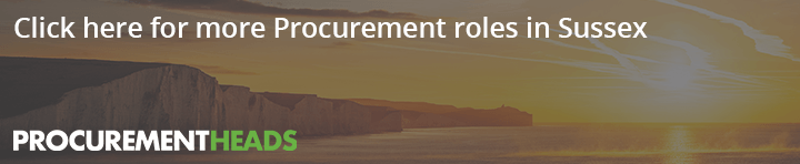 Image linking to other Procurement jobs in Sussex, like the Category Specialist role