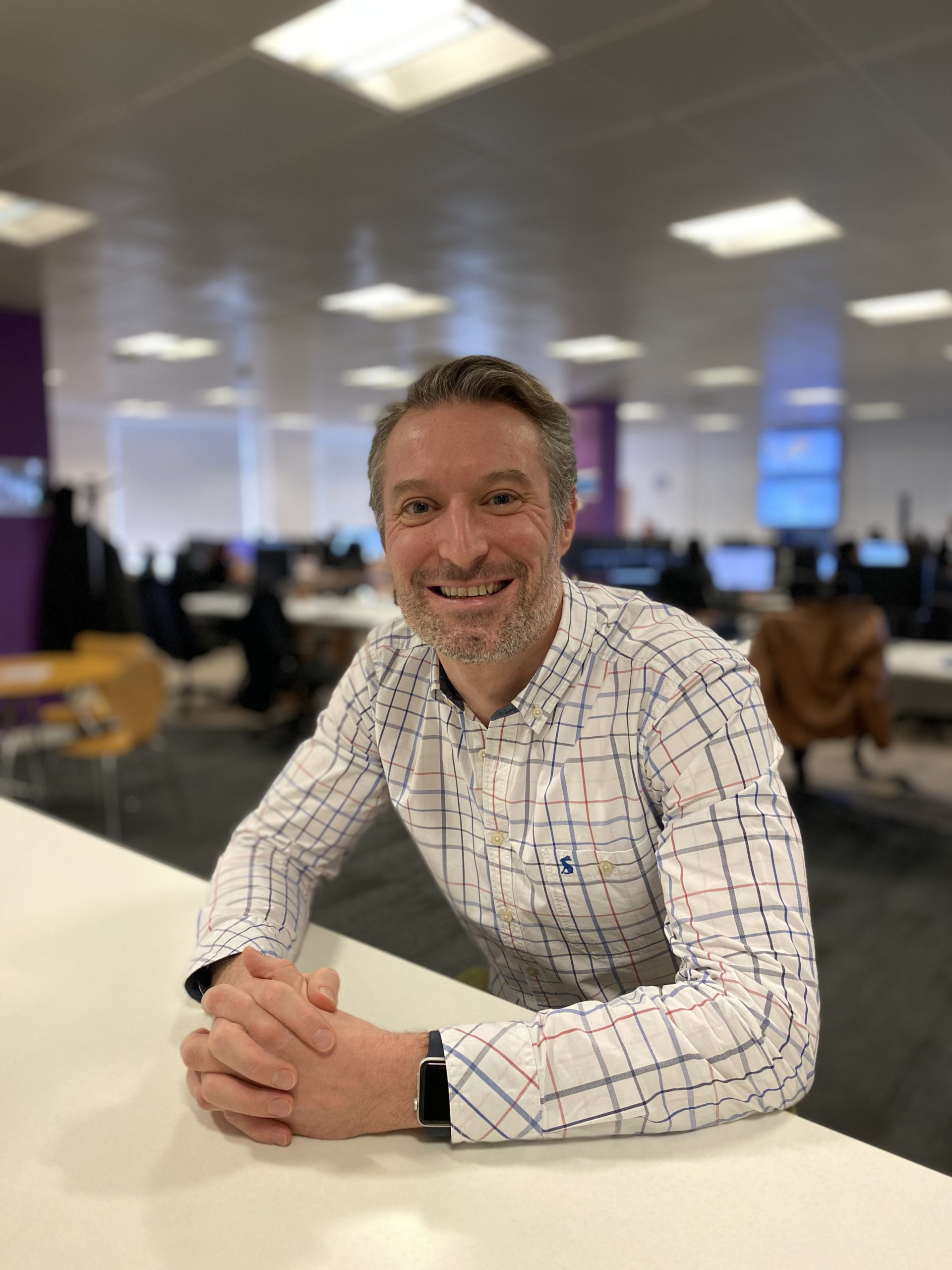 Image of Thomas Martin, Head of Procurement at Clear Channel