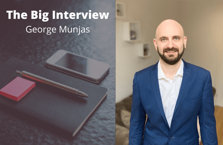 Image of George Munjas Supply Chain Director at graze