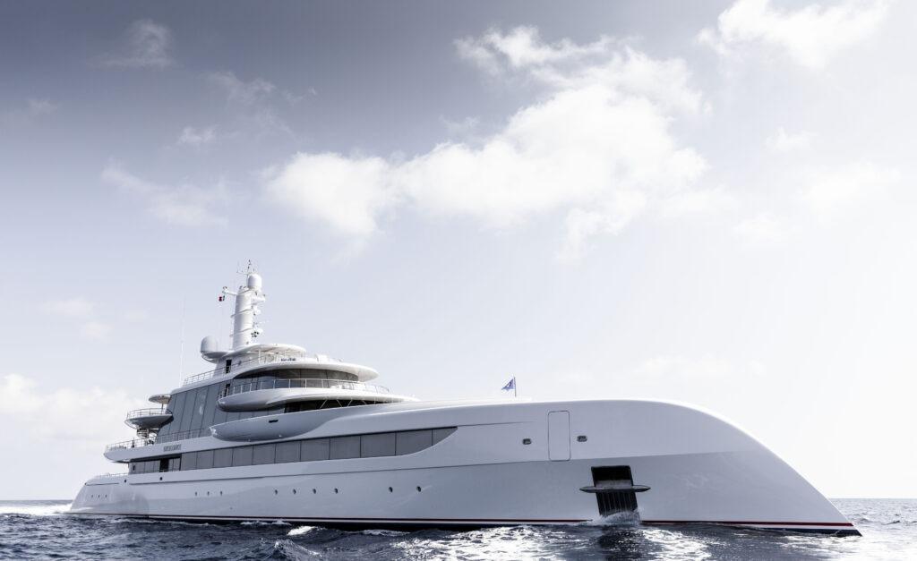 A Winch Design vessel